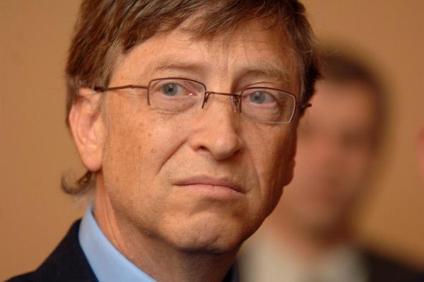 Билл Гейтс продал 4,6 млн акций Microsoft