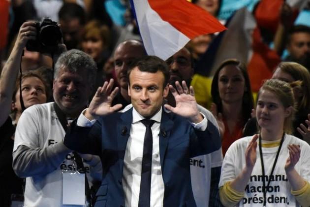 Эммануэль Макрон хочет сделать Францию страной стартапов