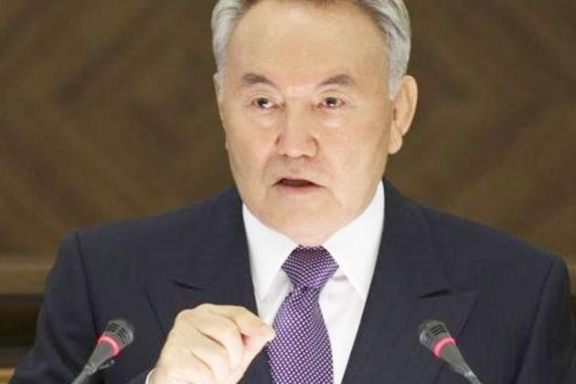 Назарбаев оценил работу Марченко