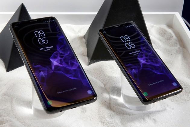 Представлены смартфоны Galaxy S9и Galaxy S9+