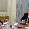 Президент дал поручения министру информации икоммуникаций Даурену Абаеву