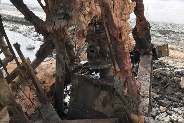 Завершено расследование аварии на Каламкасе