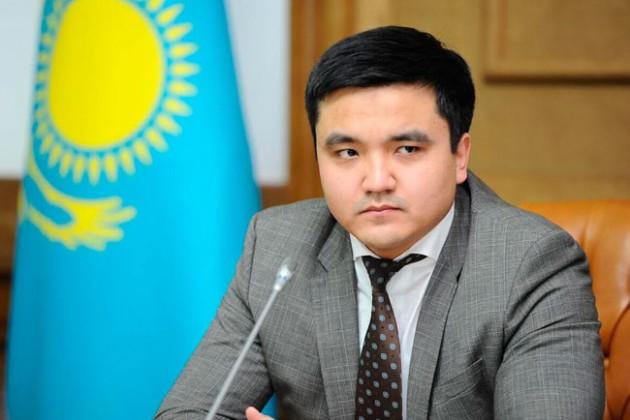 Максат Кикимов назначен акимом Жетысуского района Алматы
