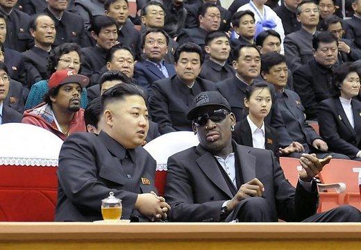 Родмана выгнали из гостиницы за восхваление лидера КНДР