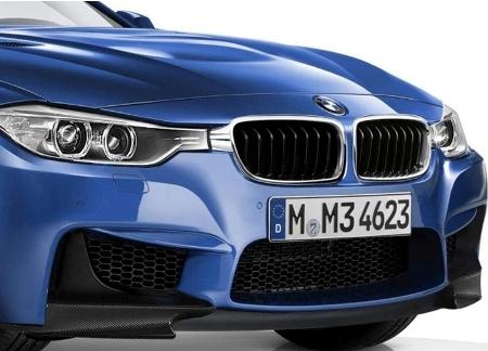 455 «лошадок» для нового BMW M3