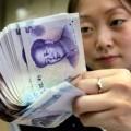 Китайская экономика пошла в рост за счет США