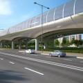 Железнодорожный вокзал в Астане строится по «зеленым» технологиям