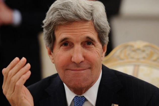 Керри назвал 4 условия для снятия санкций с России