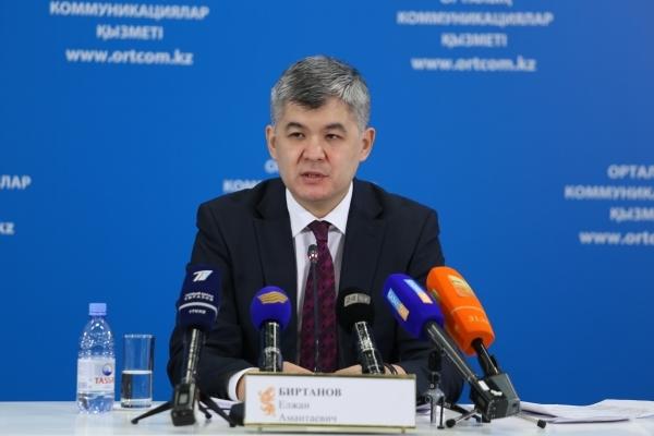 Впятницу состоятся теледебаты главы Минздрава иэкономиста Рахима Ошакбаева