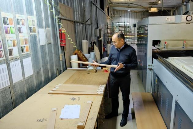 В Актюбинской области одобрено 9 проектов «экономики простых вещей»