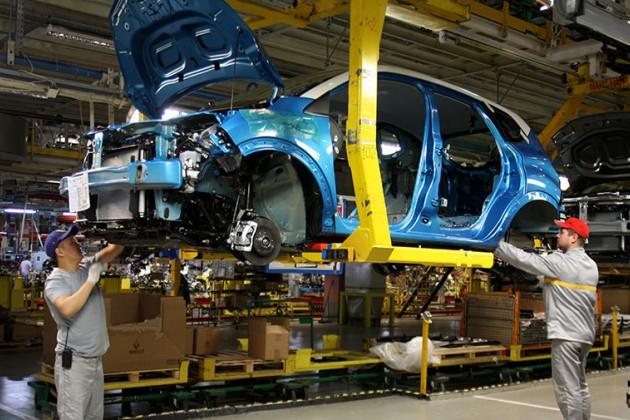 Renault-Nissan иDongfeng будут производить электромобили