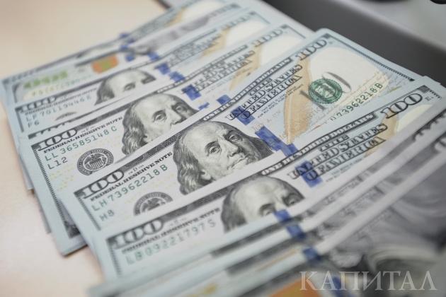 Доллар опять развернулся всторону роста