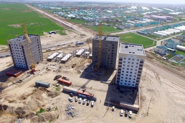 Жансеит Туймебаев поручил снизить стоимость строительства жилья