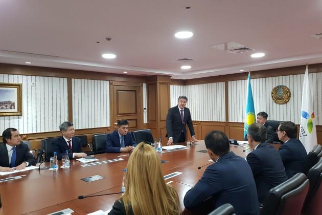 Назначен глава нацкомпании Астана ЭКСПО-2017