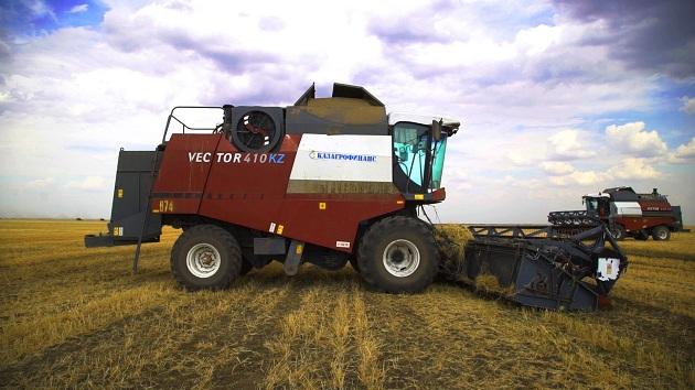 Казахстанские фермеры: Современная техника – это большая помощь для хозяйства
