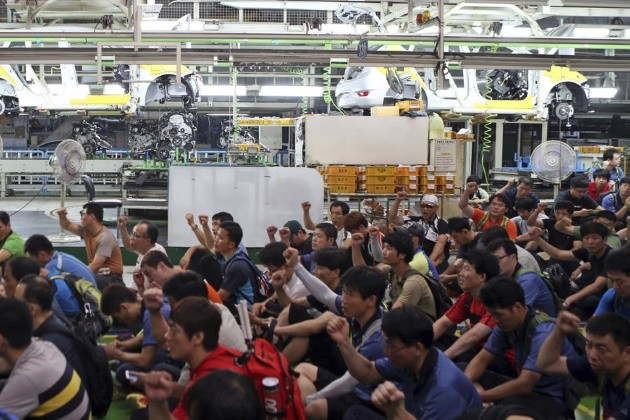 Южная Корея сократила рабочую неделю на16часов