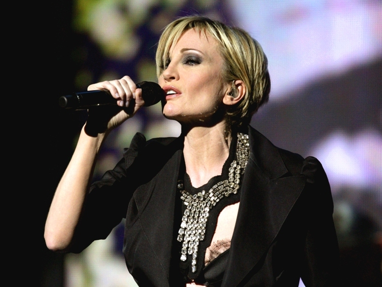 Транссексуалы певицы звезды мировой эстрады