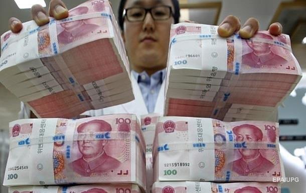 В Китае резко выросло банковское кредитование