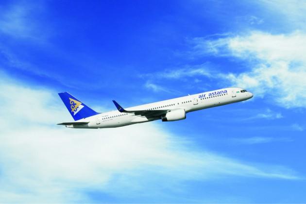 Эйр Астана запускает рейс Астана - Пекин 23.08.2013