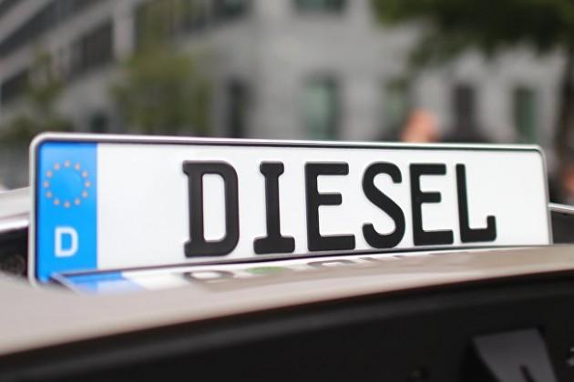 ВГермании дизельные авто могут запретить
