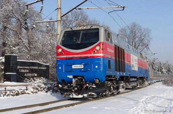Скорость пассажирских поездов ограничат из-за морозов