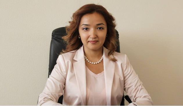Динара Щеглова назначена вице-министром информации икоммуникаций