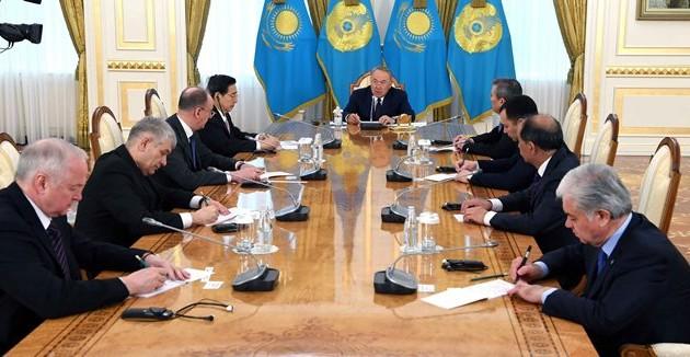 Нурсултан Назарбаев: Мысопереживаем всем гражданам России