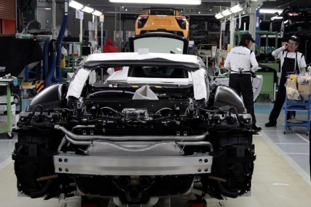 Лексус сомневаются в качестве китайского производства