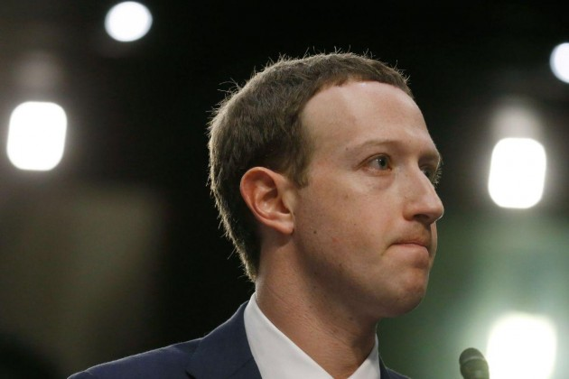 Цукерберг покинул тройку богатейших людей мира