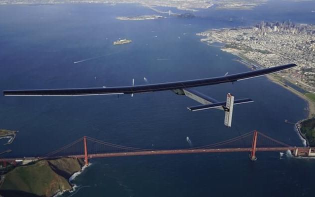 Самолет на солнечной энергии Solar Impulse 2 завершил кругосветный перелет