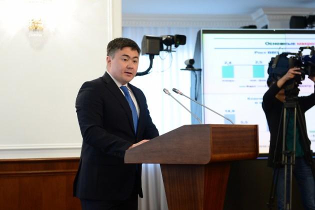 Тимур Сулейменов назвал величину государственного долгаРК