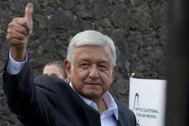 Навыборах президента Мексики победил Лопес Обрадор
