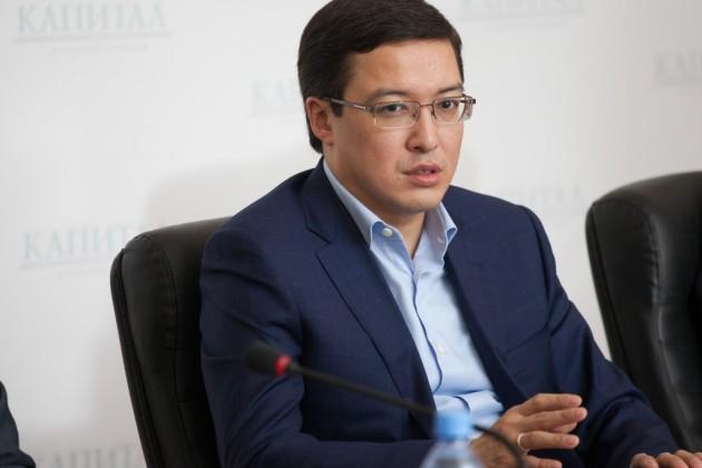 Данияр Акишев рекомендует небегать вобменники