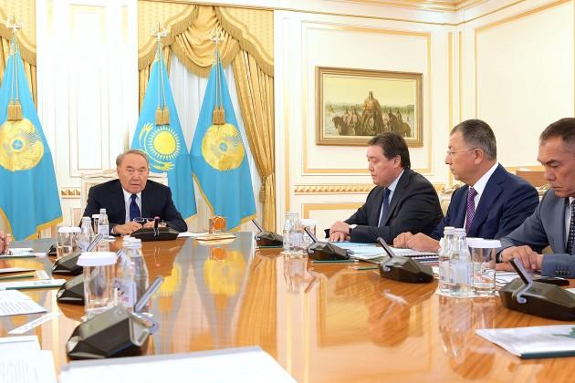 Оперспективах развития Туркестана доложили Президенту