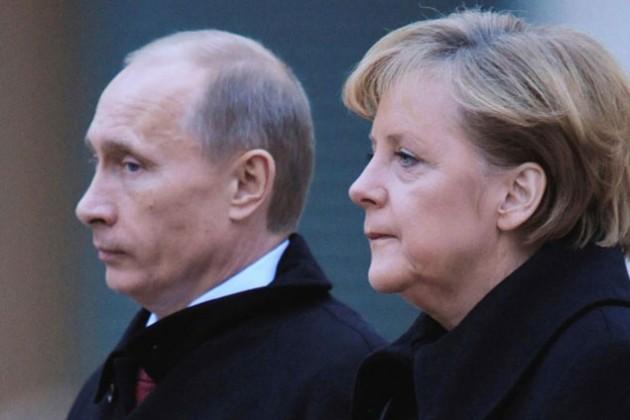 Владимир Путин пытается расколоть Европу