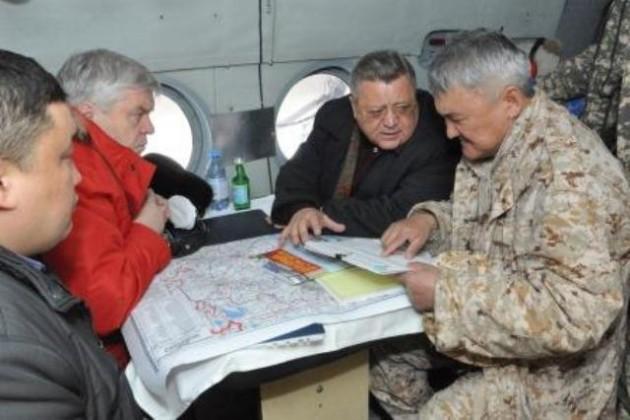 Владимир Божко  оценил паводковую обстановку в Акмолинской области