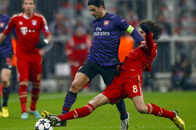 «Бавария» и «Малага» в четвертьфинале