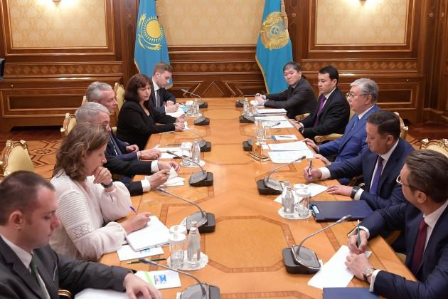 Франция инвестировала в экономику Казахстана свыше $15 млрд
