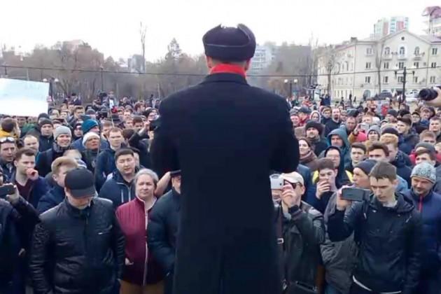 Антикоррупционные акции прошли внескольких городах России