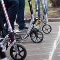 В МВД рассказали о правилах езды на электросамокатах
