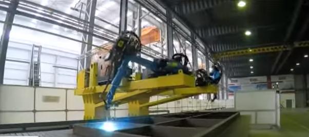 ВЗападном Казахстане рабочих назаводе заменили роботы