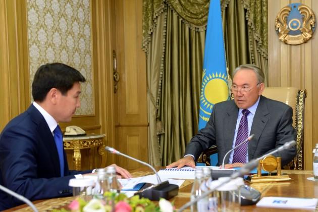 Назарбаев поручил Казатомпрому реализовать непрофильные активы