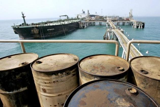 Импорт иранской нефти вКитай всентябре упал на34%