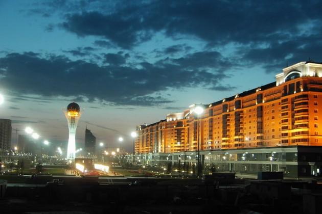Астана меняет конвенцию
