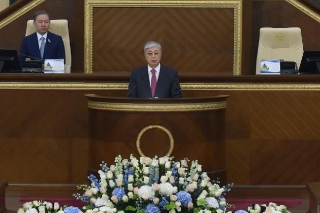 О чем говорил Президент в Послании народу Казахстана