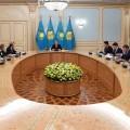 Президент встретился сзарубежными экспертами