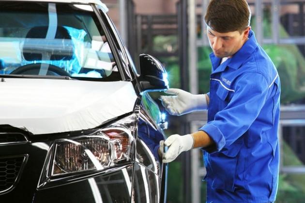 Автопром нарастил выпуск еще на 35%
