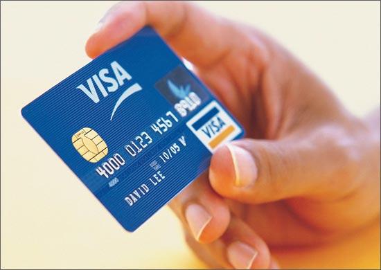 Чистая прибыль Visa упала до $1,27 млрд.