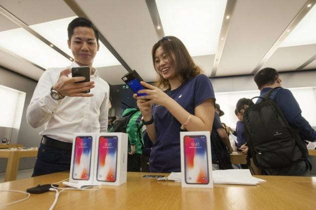 Китайские онлайн-ретейлеры вновь снижают цены на iPhone