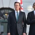 Обама и Кэмерон будут противостоять России